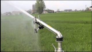 Nelson sr200 big gun high volume sprinkler watch the video for Irrigatori nelson