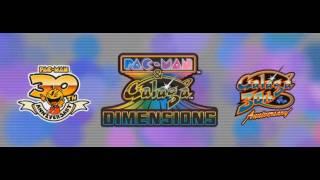 Pac-Man  Galaga Dimensions: E3 2011