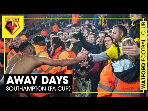 AWAY DAYS 🏆 | FA Cup defeat in Gracia's first game