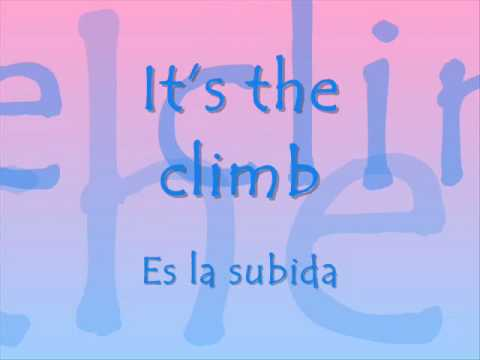 Climb - Miley Cyrus (Letra y Traduccion Español)