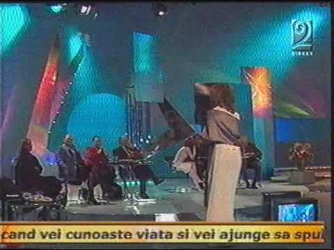 Angela Similea la Ziua lui Florin Piersic - De singuratate