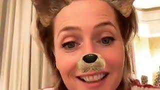 Gillian Anderson - Instagram Q&A