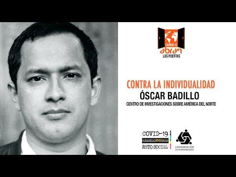 Cuando se abran las puertas:Óscar Badillo [47]