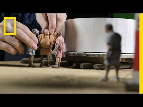 Nat Geo's Stop-Motion Team Animates History | National Geographic