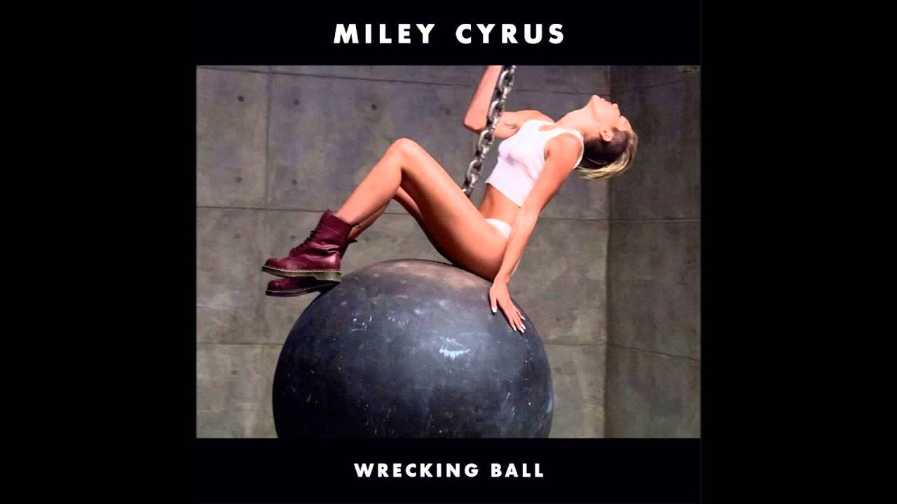 miley cyrus wrecking ball cover wwwimgkidcom the
