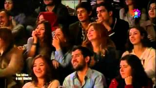 O Ses Türkiye   Hilal Sinan   Kanasın 2017 Video