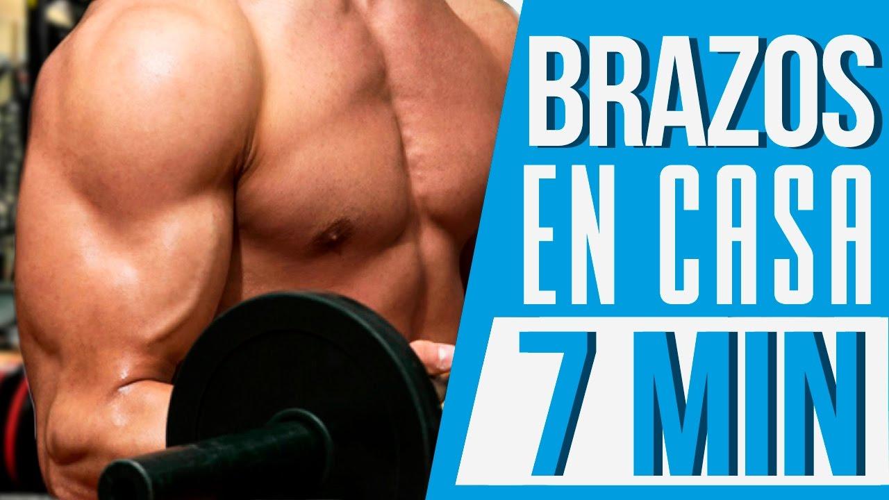 como sacar masa muscular en casa rapidamente