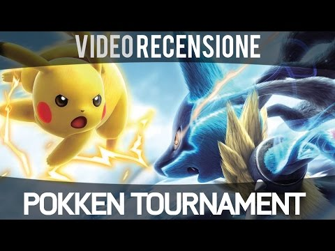 Pokken Tournament - Recensione