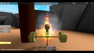 ROBLOX - Weight Lifting Simulator 2 VIP Access