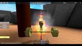 ROBLOX - Gewichtheben Simulator 2 VIP Zugang