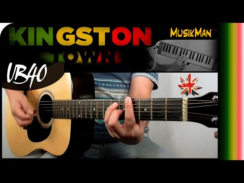 Kingston Town 🇯🇲 / UB40 | Cover #134