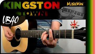 Kingston Town - UB40 / MusikMan Cover ( Kendrick Patrick ) For more...