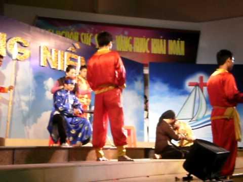 Thánh Anê Lê Thị Thành(Bà Đê) - Đại Hội Giới Trẻ-Ca Đoàn Gò Vấp lần VI 2010