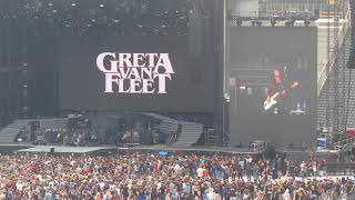 Greta Van Fleet - Berlin 2018 - Olympiastadion