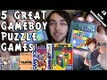 5 Great Gameboy Puzzle Games! Retro Recommendations Episode 2