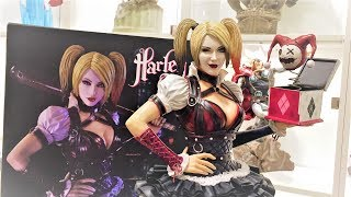 Harley Quinn Statue Prime 1 Studios Unboxing