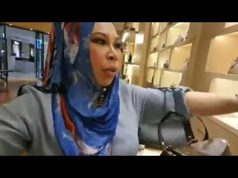 LV Jakarta | Keren!! Dato Sri Vida Membeli Tas Sekolah Mewah LV Anaknya Di Jakarta