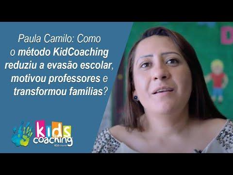 Paula Camilo - KidCoach