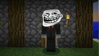 How To Troll A Griefer - Minecraft