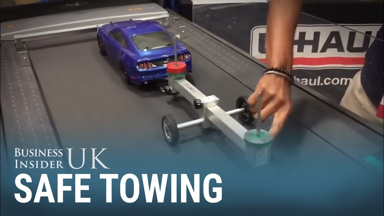 Towing A Trailer Can Be Dangerous With The Wrong Weight Distribution