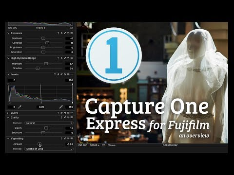 Capture One Express Fujifilm: An Overview
