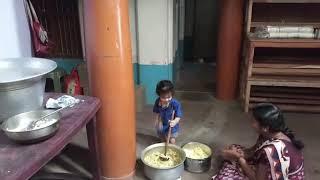 Dance kuthadi kuthadi Kannamma Roshan master