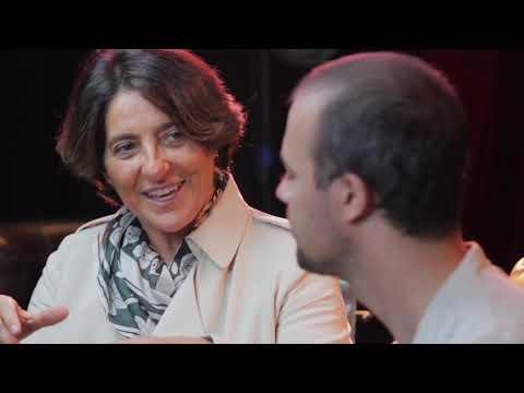 Sandra  Y Julio Entrevista HD 1080p