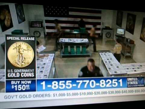 United States Gold & Silver Reserves Is Selling Gold. Time To Load The Boat