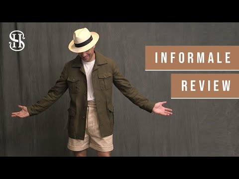 Informale Clothing Review & Try-On | Casually Tailored Summer Outfits For Men