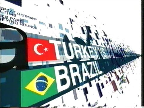 Turkey Vs Brazil - U17 World Cup - 2005