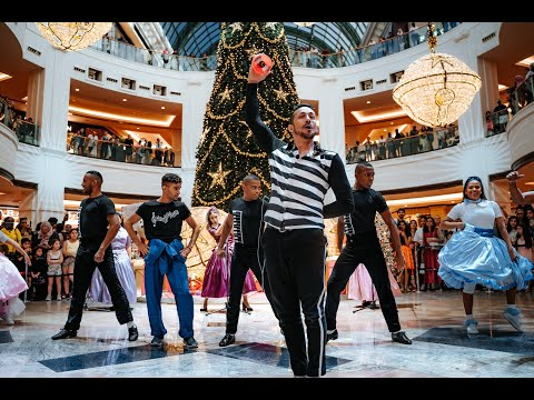 ''Rock and Roll Show'' – Dubai Shopping Festival 2019 (Mall of the Emirates)(BTS Video Diary)