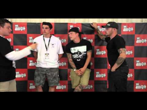 A Loss For Words Interview - Warped Tour 2012