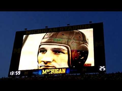 Tom Harmon Tribute Film - 9/7/2013