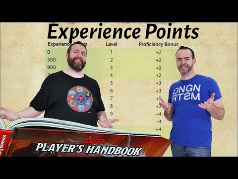 Experience Points: Rewarding Players in 5e Dungeons & Dragons - Web DM