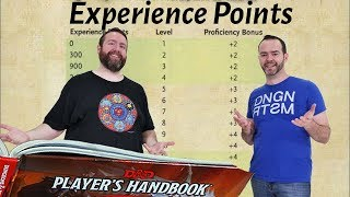 Experience Points: Level Up in 5e Dungeons & Dragons - Web DM