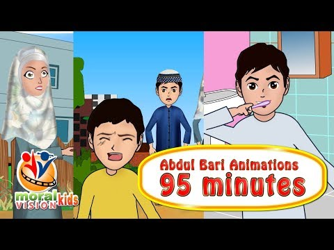 Ye to Abdul Bari hai song and many more | urdu animations by