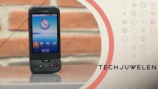 Techjuwelen - T-Mobile G1 - De eerste Android-smartphone