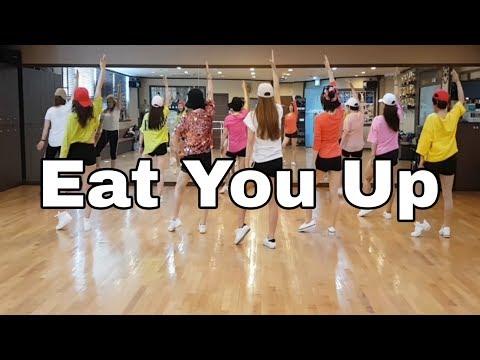 EAT YOU UP!!- Line Dance(Beginner) 윤은희 Eun Hee Yoon