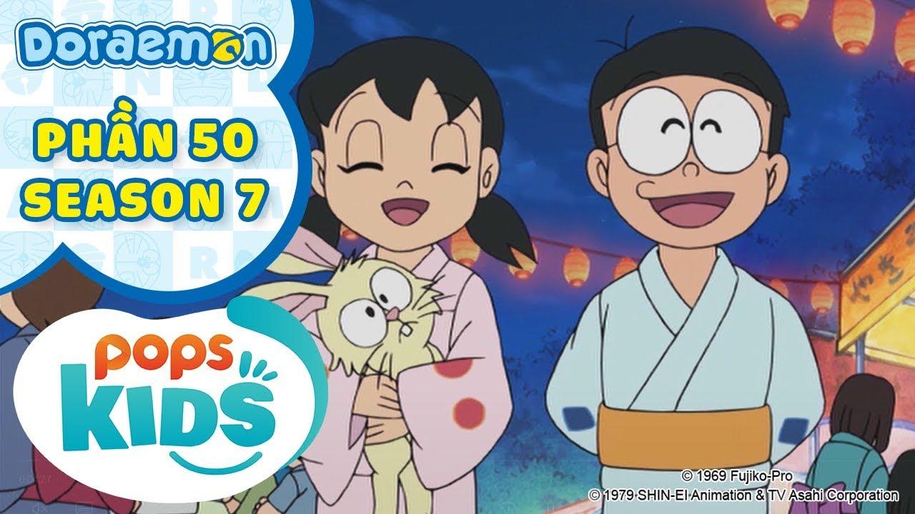 [S7] Tuyển Tập Hoạt Hình Doraemon – Phần 50 – Nobita Trong Tim Nobita, Hạnh Phúc Công Chúa Người Cá