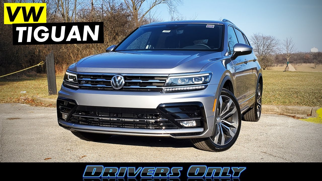2020 Volkswagen Tiguan This Vw Is Different In A Good Way Youtube