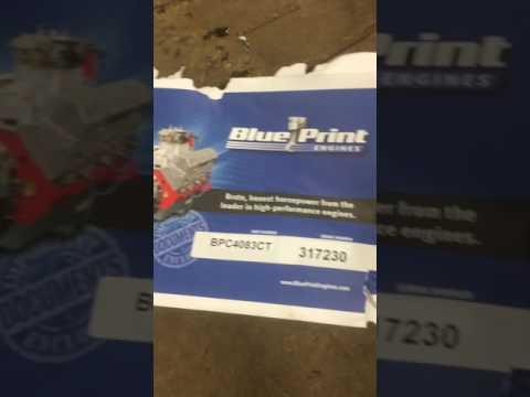 Blueprint 408 chrysler stroker youtube blueprint 408 chrysler stroker malvernweather Choice Image