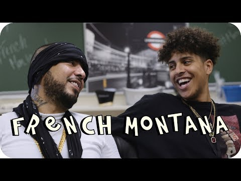 FRENCH MONTANA x MONTREALITY ⌁ Interview