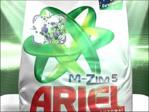Ariel   Czech Advertisement