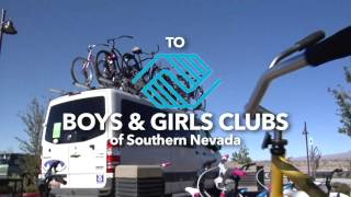 Skye Canyon celebrates 100th home closing by donating 100 bikes