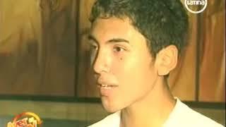 Testimonio de sudor excesivo en las manos - Julio Candia