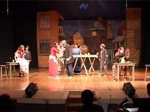 OLIVER, THE MUSICAL, 2007