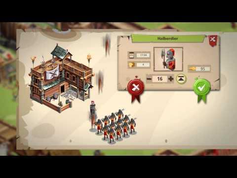 Goodgame Empire - Ingame Trailer - English