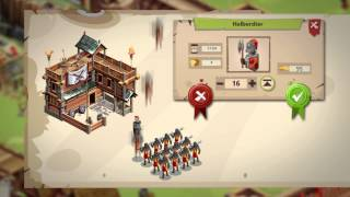 Goodgame Empire - Ingame Trailer - English
