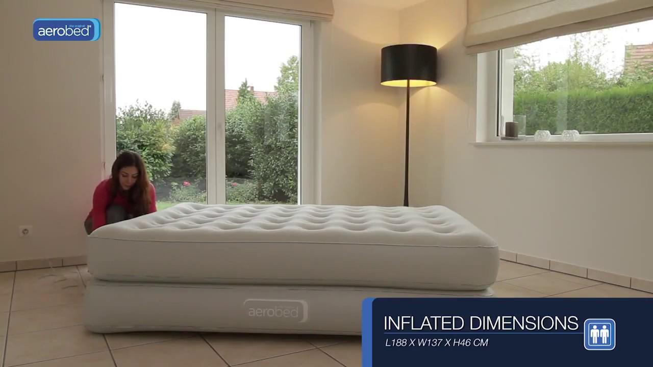 Premium Collection Guest Bed Raised Double Inflatable En