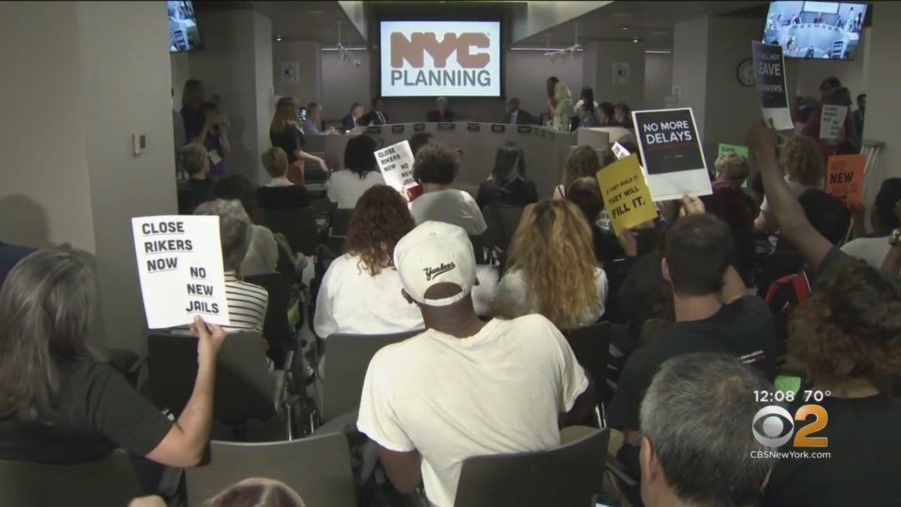 NYC Council Committee Considers Plan To Close Rikers Island